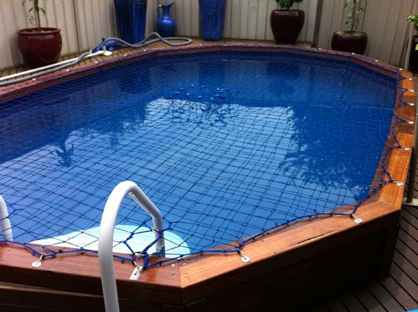 Pool Safety Net - Above Ground Pool