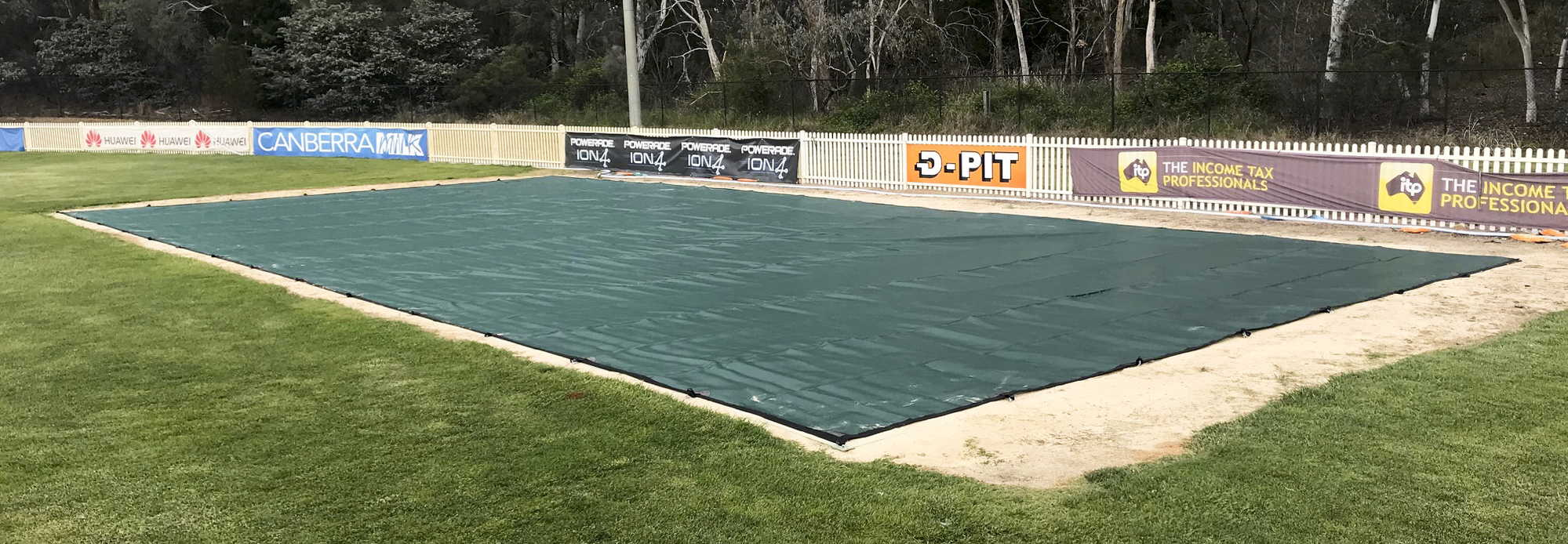 Sporting Club Sandpit Covers