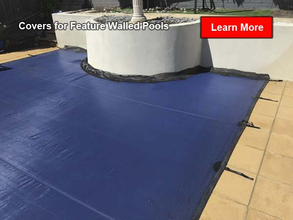 Central Coast Feature Wall Pool Cover