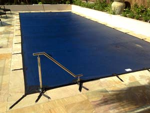 Leaf & Debris Mesh Pool Cover