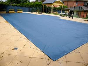 Vinyl Shutdown Winter Pool Cover