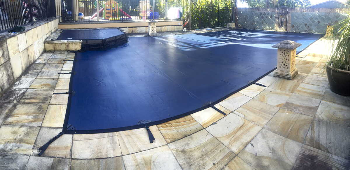 Sutherland Shire Split-Level Pool & Spa  Cover