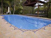 Pool Safety Net by Just Covers